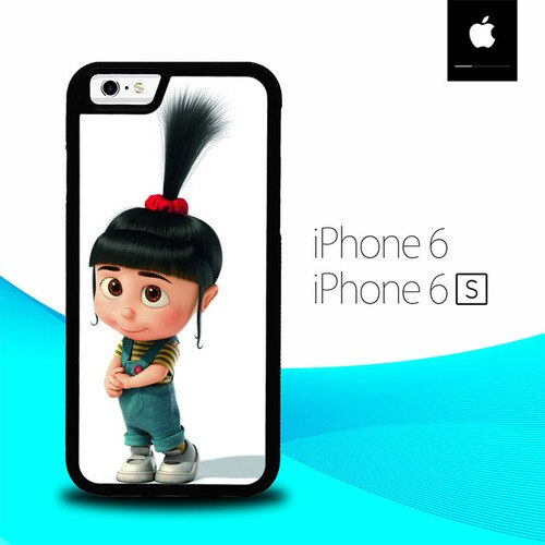 Agnes On Despicable Me O3349 hoesjes iPhone 6, iPhone 6S
