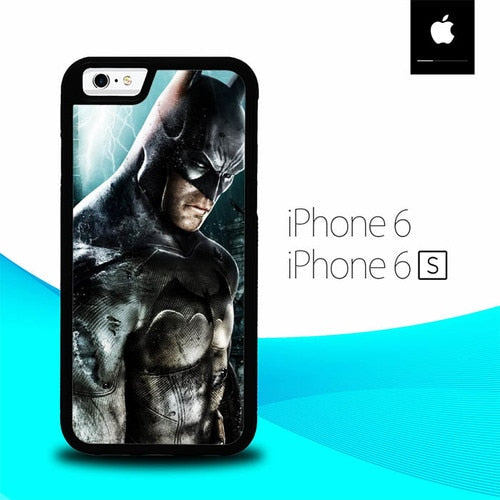 Batman Marvel Hero O3397 hoesjes iPhone 6, iPhone 6S