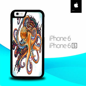 Octopus Inks O3448 hoesjes iPhone 6, iPhone 6S