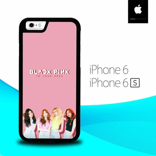 Blackpink In Your Area O5075 hoesjes iPhone 6, iPhone 6S