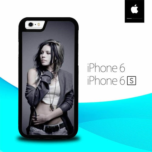 Skylar Grey O6601 hoesjes iPhone 6, iPhone 6S