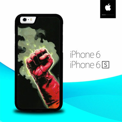 One Punch Man O6960 hoesjes iPhone 6, iPhone 6S