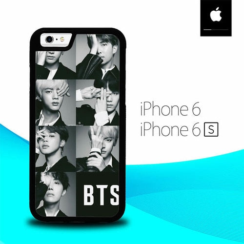 BTS Reactioneaza O7287 hoesjes iPhone 6, iPhone 6S
