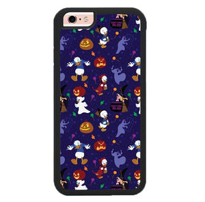 Donald Duck Halloween O7371 hoesjes iPhone 6, iPhone 6S