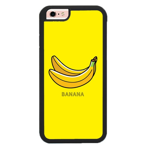 Adorable sweet bananas O7404 hoesjes iPhone 6, iPhone 6S