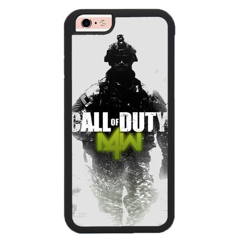 Call of Duty Modern Warfare O7418 hoesjes iPhone 6, iPhone 6S