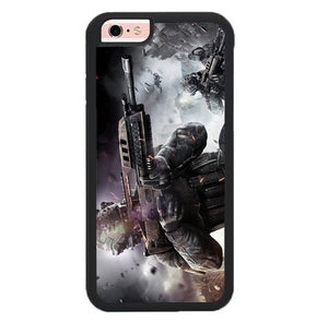 Call of Duty Videogame O7420 hoesjes iPhone 6, iPhone 6S