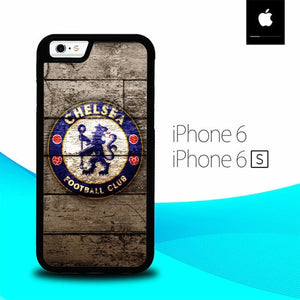 chelsea FC O7468 hoesjes iPhone 6, iPhone 6S