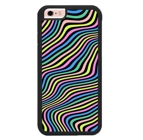 Abstrack Line O7478 hoesjes iPhone 6, iPhone 6S