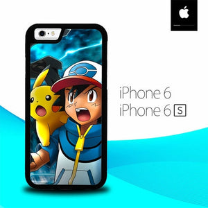 Pokemon O7487 hoesjes iPhone 6, iPhone 6S