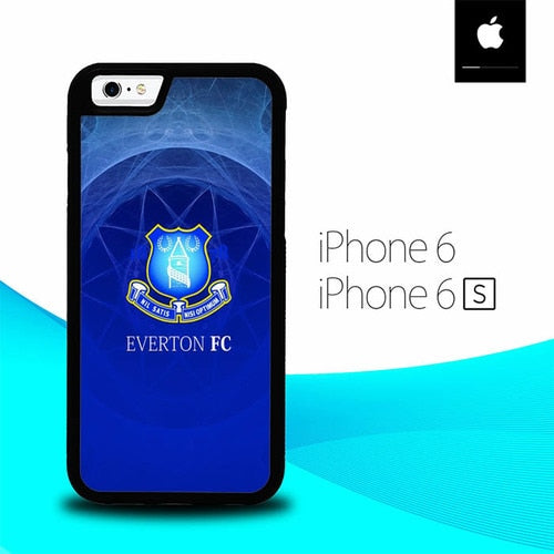 Everton FC O7535 hoesjes iPhone 6, iPhone 6S