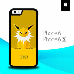 Jolteon Wallpaper O7621 hoesjes iPhone 6, iPhone 6S