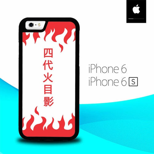 4th Hokage O7630 hoesjes iPhone 6, iPhone 6S