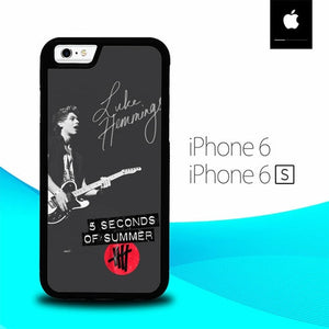 Luke Hemmings O7679 hoesjes iPhone 6, iPhone 6S
