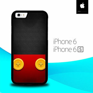 Mickey Mouse Wallpaper O7708 hoesjes iPhone 6, iPhone 6S