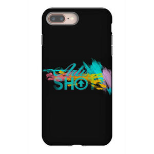 artist shot logo color iphone 8 plus hoesjes