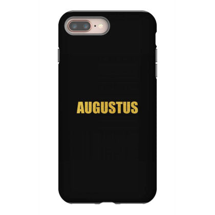 augustus quality shirt augustus shirt history buff history gift iphone 8 plus hoesjes
