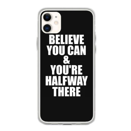 believe you can iphone 11 hoesjes