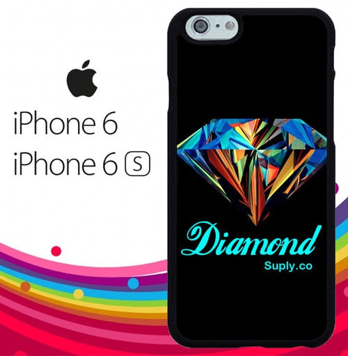 Diamond Supply Co hoesjes iPhone 6, iPhone 6S
