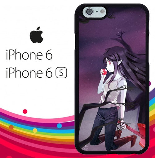 Adventure Time Marceline Z0930 hoesjes iPhone 6, iPhone 6S