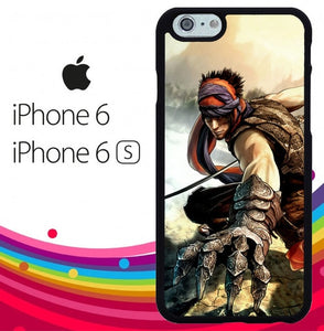 Prince of Persia Prodigy Z1136 hoesjes iPhone 6, iPhone 6S