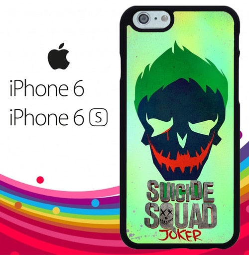 Suicide Squad Movie Z3610 hoesjes iPhone 6, iPhone 6S