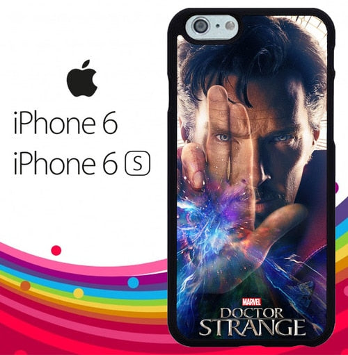 doctor strange movie Z3947 hoesjes iPhone 6, iPhone 6S