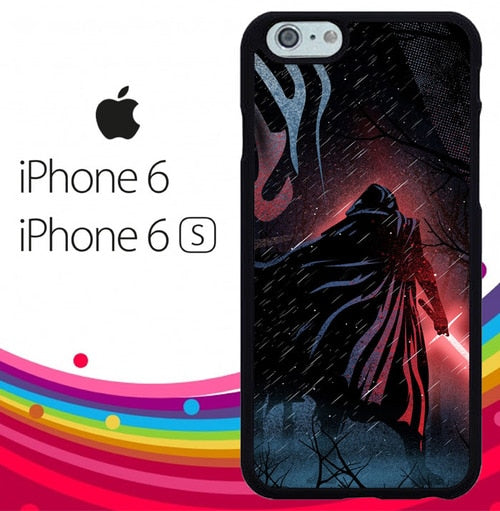 star wars Kylo Ren Z4506 hoesjes iPhone 6, iPhone 6S