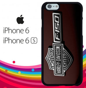 Harley Davidson Logo F150 Z4994 hoesjes iPhone 6, iPhone 6S