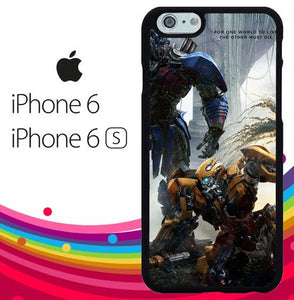 transformers the last knight Movie Z5001 hoesjes iPhone 6, iPhone 6S