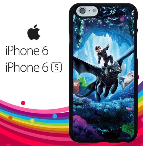 how to train your dragon Z4254 hoesjes iPhone 6, iPhone 6S