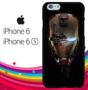 Iron Man Z4914 hoesjes iPhone 6, iPhone 6S