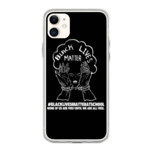 black lives matter t shirts iphone 11 hoesjes