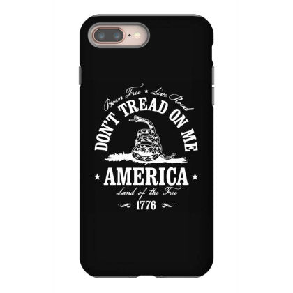 born free live proud iphone 8 plus hoesjes