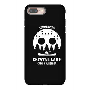 camp crystal lake counselor iphone 8 plus hoesjes