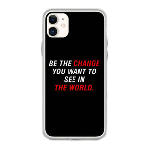 change the world iphone 11 hoesjes