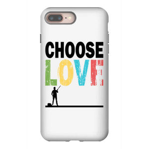 choose love iphone 8 plus hoesjes
