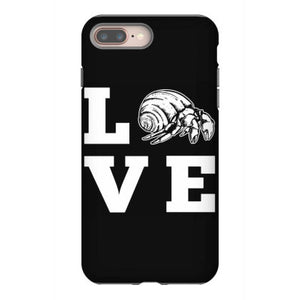 crabs love sea foodie crab iphone 8 plus hoesjes
