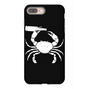 crabs sea creature crab iphone 8 plus hoesjes
