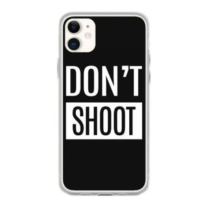 don t shoot iphone 11 hoesjes