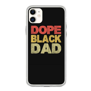 dope black dad 2020 iphone 11 hoesjes