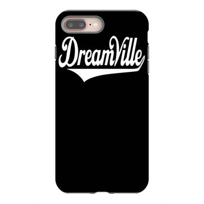 dreamville script iphone 8 plus hoesjes