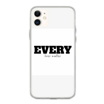 every lives matter iphone 11 hoesjes