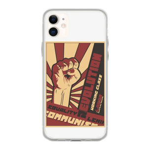 evolution working class labor iphone 11 hoesjes