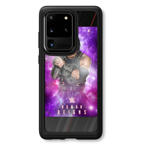 coque custodia cover fundas hoesjes j3 J5 J6 s20 s10 s9 s8 s7 s6 s5 plus edge B33674 Roman Reigns galaxy FJ0405 Samsung Galaxy S20 Ultra Case