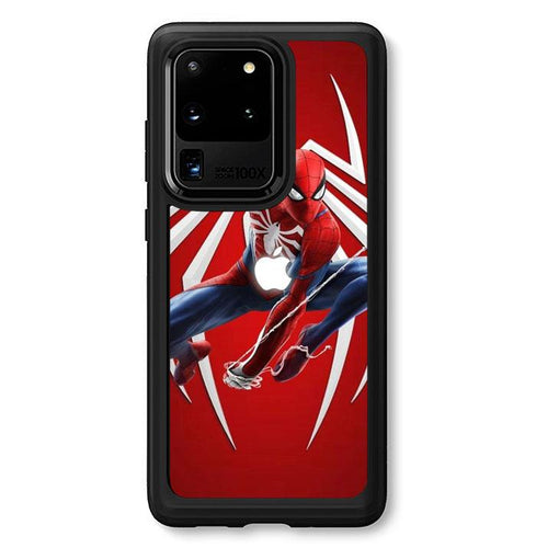 coque custodia cover fundas hoesjes j3 J5 J6 s20 s10 s9 s8 s7 s6 s5 plus edge B35563 Spiderman FJ0955 Samsung Galaxy S20 Ultra Case