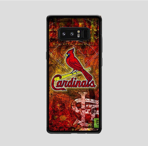 coque custodia cover fundas hoesjes j3 J5 J6 s20 s10 s9 s8 s7 s6 s5 plus edge B36195 St. Louis Cardinals FJ0983 Samsung Galaxy Note 8 Case