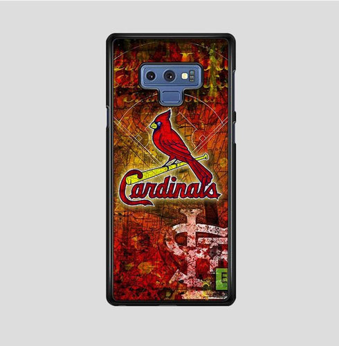 coque custodia cover fundas hoesjes j3 J5 J6 s20 s10 s9 s8 s7 s6 s5 plus edge B36196 St. Louis Cardinals FJ0983 Samsung Galaxy Note 9 Case