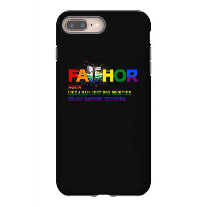 fathor lgbt iphone 8 plus hoesjes
