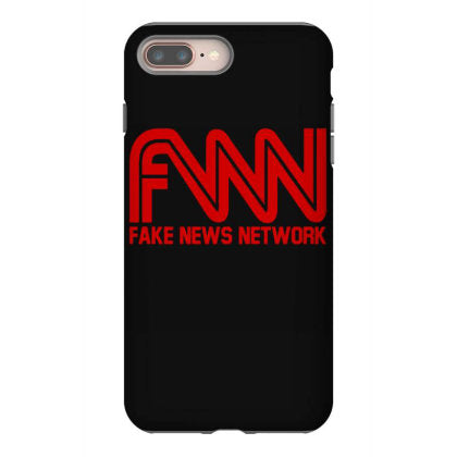 fnn fake news network iphone 8 plus hoesjes